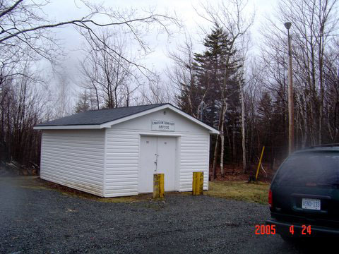 Lakeside Cemetery Office