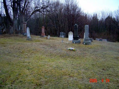 St Andrews Cemetery, North Sydney, Nova Scotia