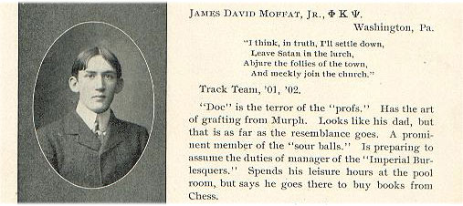 James David Moffat Jr