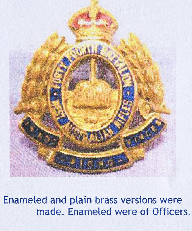 Badge of 44th Battalion, West Australian Rifles