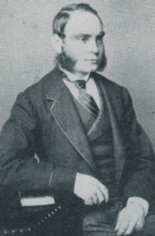 George Moffat about 1871