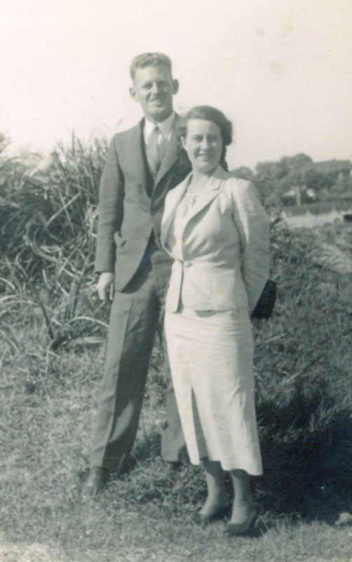 John Alfred Hawkesford and Dorothy Eunice Brown