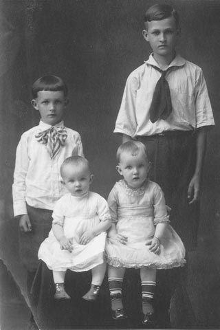 Children of Lawrence and Zella Leah (Knight) Moffatt